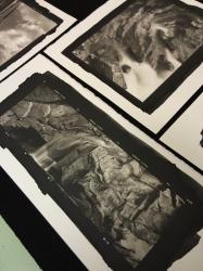 Platinum/Palladium printing workshop